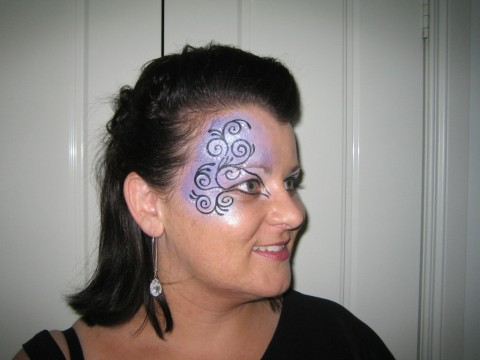 masquerade eye makeup. Masquerade Ball Pics